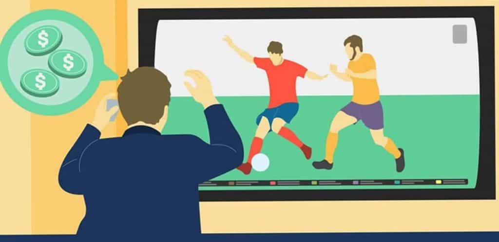 investimento esportivo apostas